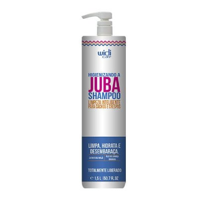 Higienizando a JUBA Shampoo 1,5L - Widi Care