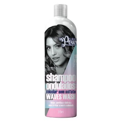 Shampoo Ondulados Waves Wash 315ml - Soul Power