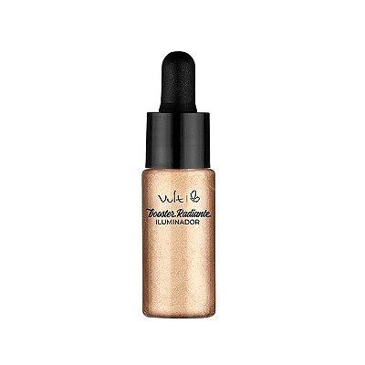 Iluminador Líquido Facial Booster Radiante Gold - Vult