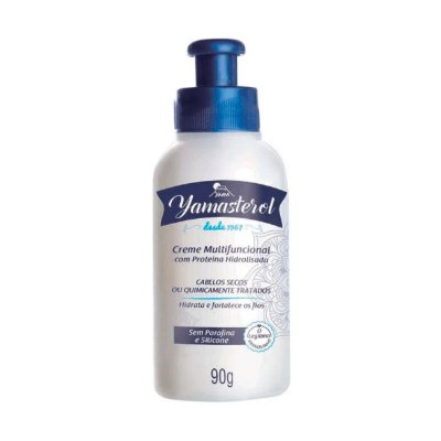 Yamasterol - Creme Multifuncional Com Proteína Hidrolisada 90g - Yamá