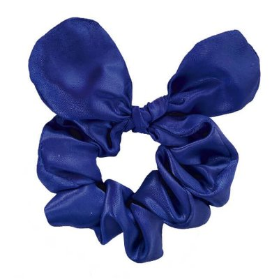 Xuxinha de Cetim Mimo Azul Royal - Turban