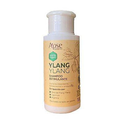 Shampoo Estimulante Ylang Ylang 100ml - Apse
