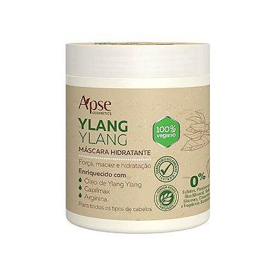 Máscara Hidratante Ylang Ylang 500g - Apse