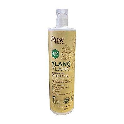 Shampoo Estimulante Ylang Ylang 1L - Apse
