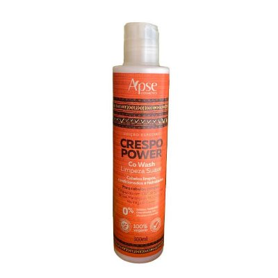 Co-Wash Crespo Power Africa 300ml - Apse