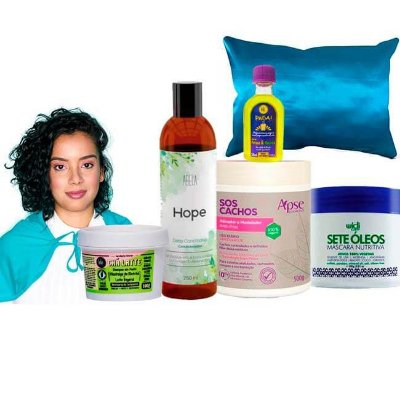 COMBO ANTIFRIZZ LOW POO - TAMIRES MAIA