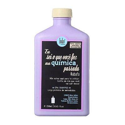 Eu Sei o Que Você Fez na Química Passada - CPA Shampoo 250ml - Lola Cosmetics