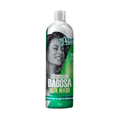 Shampoo Babosa Aloe Wash 315mL - Soul Power