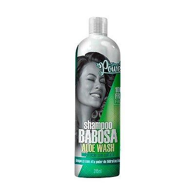 Shampoo Babosa Aloe Wash 315mL - Soul Power