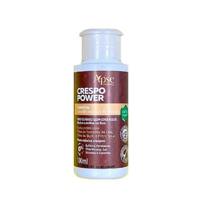 Gelatina Crespo Power 100mL - Apse