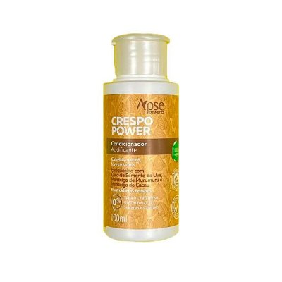 Condicionador Crespo Power 100mL - Apse