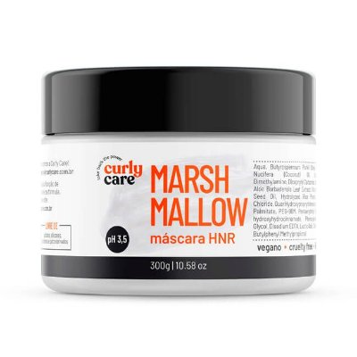 Marshmallow Máscara HNR 300g - Curly Care