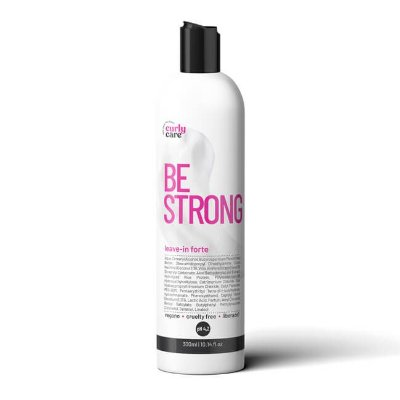 Be Strong Leave-in Forte 300mL - Curly Care