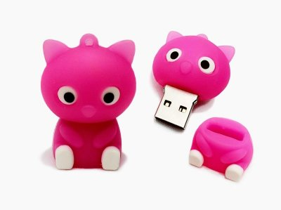 Pen Drive Little Cat (Gatinho) 2GB