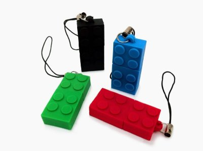 Pen Drive Bloco de LEGO