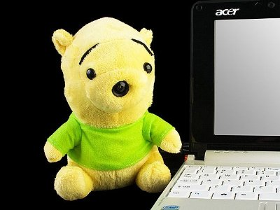 Webcam urso de pelúcia Little Bear