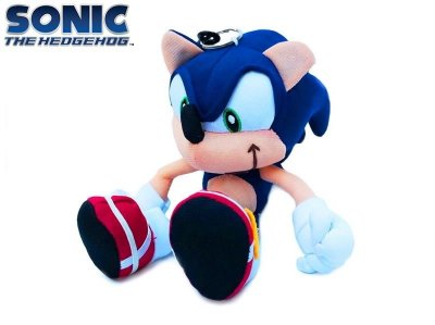 Sonic de Pelúcia