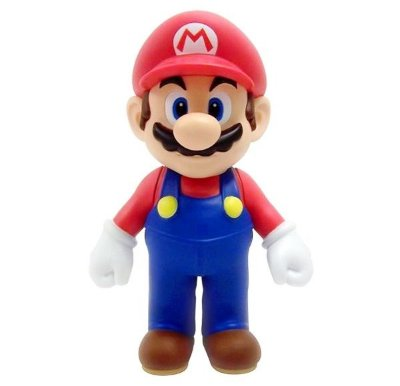 Action Figure Super Mario