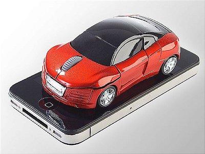 Mini Mouse Carro JetTech Wireless 1000dpi