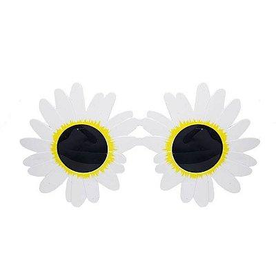 Óculos decorativo - Flor Margarida / Dayse