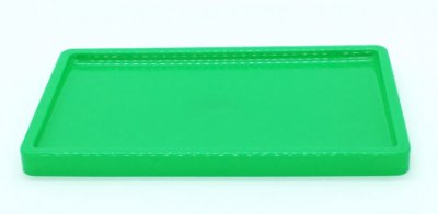 Bandeja para doces - Verde (30x18x2cm)