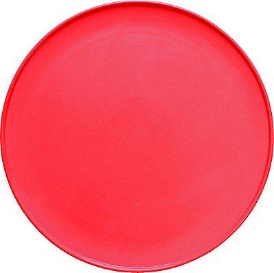 Tampo avulso boleira desmontável - Vermelho 32 cm