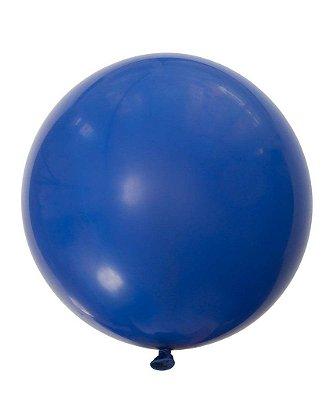 """Balão gigante 36"""" - Azul escuro (unidade)"""