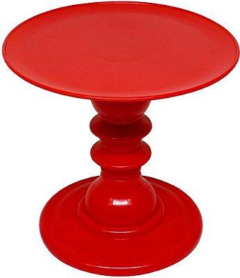 Boleira desmontável - Vermelha (19.5 cm h x 22 cm)