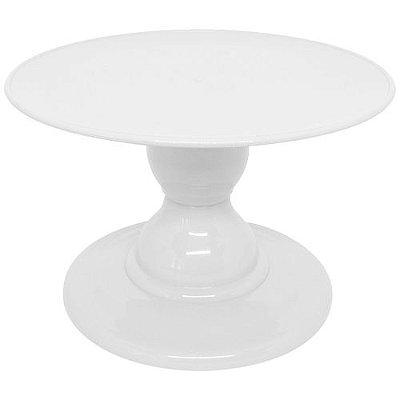Boleira desmontável - Branca (13.5 cm h x 22 cm)