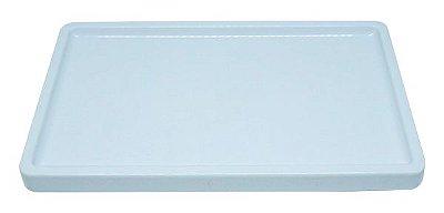 Bandeja para doces - Azul Candy (30x18x2cm)