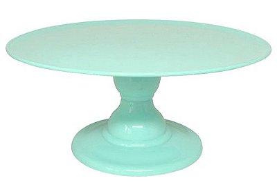 Suporte para doces - Verde Menta (13.5 cm h x 32 cm)