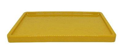 Bandeja para doces - Mostarda (30x18x2cm)