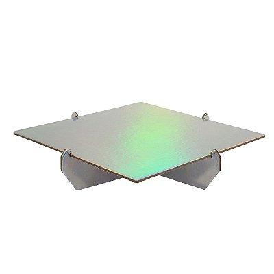 Bandeja Quadrada 20x20 - Furtacor (papelão desmontável)