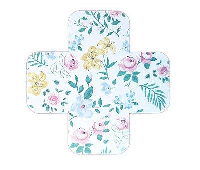 Forminha de doce - Floral (3 cm - 25 unidades)