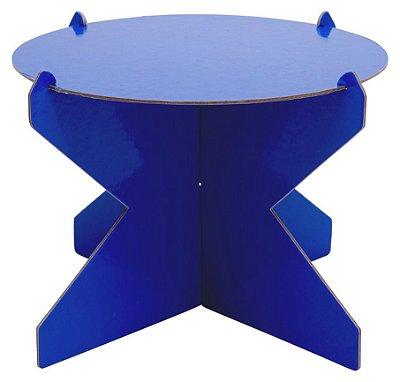 Boleira 20 cm - Azul (papelão desmontável)