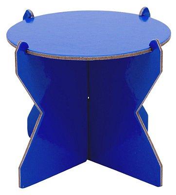 Mini Boleira 12 cm - Azul (papelão desmontável)