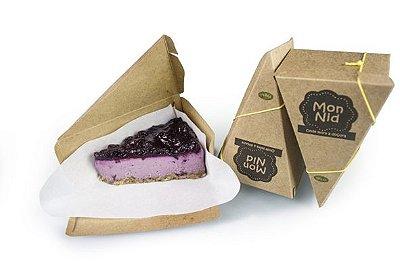 Torta de Blueberry e Limão 120g - MonNid
