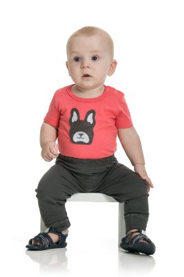 Body Bebê com Calça