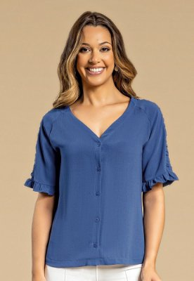 Camisa Good Vibes Lisa