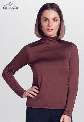 Blusa Malha Comfort