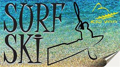 Inscrição Rio Va'a 2019 -Surfski