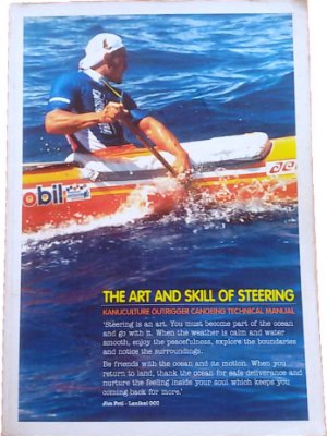 The art and skill of steering