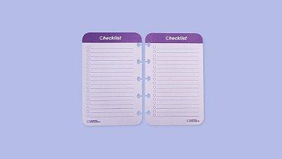 Check List Caderno Inteligente