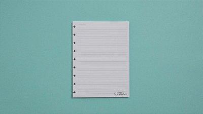 Refil Pautado Medio Caderno Inteligente 90 g