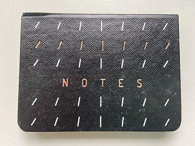 Kit Stick Notes Noir 5 blocos
