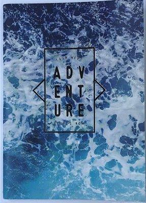 Caderno Pocket A6 Water Adventure