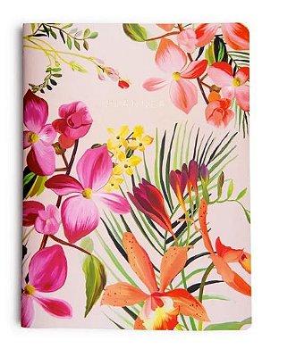Agenda Planner Mensal Revista Floresta Tropical dia