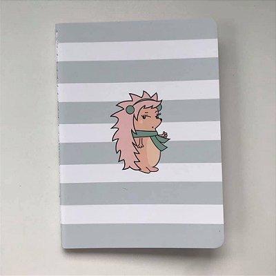Pack com 3 Caderno Revista Riccio Pocket