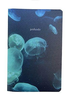 Caderno Revista Mar Profundo - sem pauta