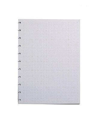 Refil Pontado A5 Caderno Inteligente
